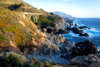 Granite Creek Bridge, Big Sur
