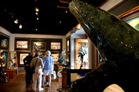 a whale breech in the  Wyland Gallery in Lahaina....