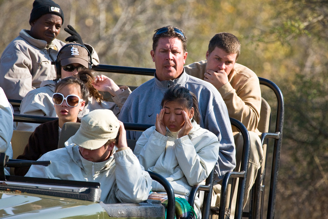 Best African Safari Guide/Tour and Country?: Canon SLR Lens